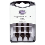 Brause Index Finger Box of 3 Nibs - Medium Thin - 29