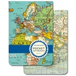 Cavallini Pocket Notebooks