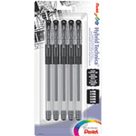 Pentel Hybrid Technica Pen Set