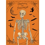 "Cavallini Decorative Paper - Halloween Greetings 20""x28"" Sheet"