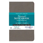 Stillman & Birn Epsilon Series Premium Soft-Cover Sketch Books