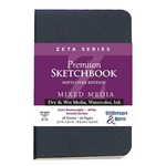 Stillman & Birn Zeta Series Premium Soft-Cover Sketch Books
