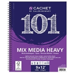 Daler-Rowney Cachet 101 Mixed Media Heavy-Weight Pads