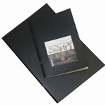 Hahnemuhle Black Sketch Booklet