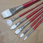 The Art Sherpa Open Stock Brushes
