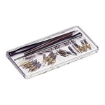 ArtBin Pen and Nib Clear Box 7.4 x 3.6 x .7