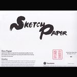 Hosho Rice Paper Pad- 9x12 Inches