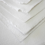 "Cotton Paper (No Sizing) by Saint-Armand- 22x30"" Sheet"