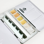 Schmincke Horadam Aquarell Gold Edition Metal Watercolor Set