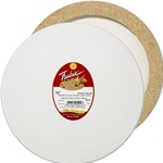 Fredrix Round Stretched Canvas