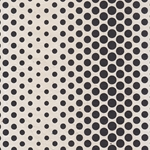 Dancing Dots Op Art Paper (Optical Illusion)- Black on Natural