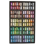 Jack Richeson Half Stick Assorted Pastels Set of 120