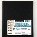 Watercolor Hidden Wire Sketchbook