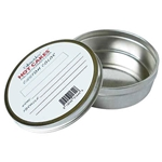 Enkaustikos 2oz Metal Tin With Customizable Label