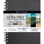 Nova Series Mixed Sheets Sketch Books