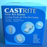 Art Molds CastRite Stone Casting Powder for Fine Art Casting