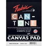 Fredrix CAN-TONE Toned Canvas Pad