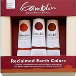 Amazing! Gamblin Reclaimed Earth Colors Oil Set