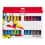 Standard Series Acrylics General Selection Set 24 × 20 ml