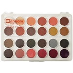 Angora Opaque Watercolor Pan Skin Tone Set