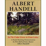 Albert Handell- In the Cedar Grove at Point Lobos DVD