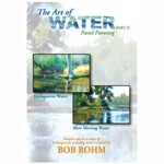 Bob Rohm DVD- The Art of Water Part 2 (pastel Painting)