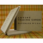 Artist Trading Cards- Hardbound & Handmade in the USA