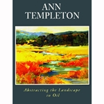 Ann Templeton- Abstracting the Landscape in Oil DVD