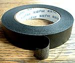 Black Masking Tape Acid Free 1 inch x 60 yards