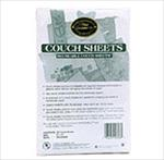 Arnold Grummer's pack of 20 Medium Couch Sheets 6 x 9 inch reusable couch sheet
