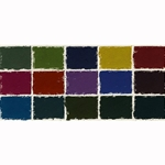Mount Vision Pastels - Dark Colors Set 15 Handmade Soft Pastels