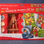 Reeves Mini Paint By Number Gift Set