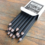 Generals Euro Blend Primo Elite Grande Ultra Black Pencil - Sold by the Dozen