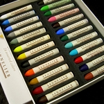 Sennelier Oil Pastels Set of 24 Assorted Colors