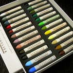 Sennelier Oil Pastels Set of 24 Landscape Colors