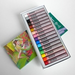 Cray-Pas Expressionist Oil Pastels Set of 16 Colors