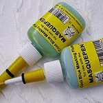 Masquepen Masking Fluid Set of Regular Fine Applicator and Superfine Applicators