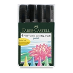 Faber Castell - Pitt Big Brush Pens - Pastel Set of 4