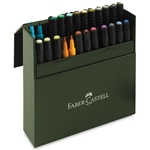 Pitt Artist Brush Pen Set of 24 Pitt Artists Brush Pens