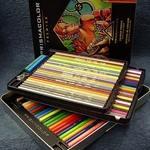 Prismacolor Premier Thick Core Colored Pencil's Set of 72
