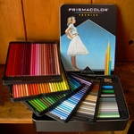 Prismacolor Premier Thick Core Colored Pencil's Set of 132