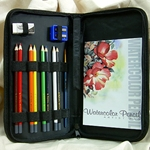 Royal Brush Keep N' Carry Watercolor Pencil Set
