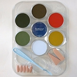 PanPastel Colors for Models & Miniatures- Scenery Kit