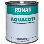 Ronan Aquacote - Water Based Bulletin Colors