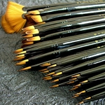 Royal & Langnickel Premier Artist Brush Collection - 72 Majestic Watercolor Brushes