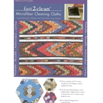 fast2clean™ Microfiber Cleaning Cloths Set of 4