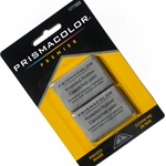 Prismacolor Kneaded Eraser - Set of 2 Large Erasers