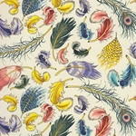 Rossi Decorative Paper from Italy- Feathers 28x40 Inch Sheet