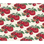 Rossi Decorative Paper from Italy- Tomatoes 28x40 Inch Sheet