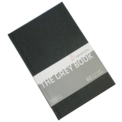 Hahnemuhle 'The Grey Book' Sketch Book